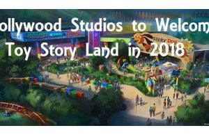 Opening date range for Toy Story Land in Hollywood Studios