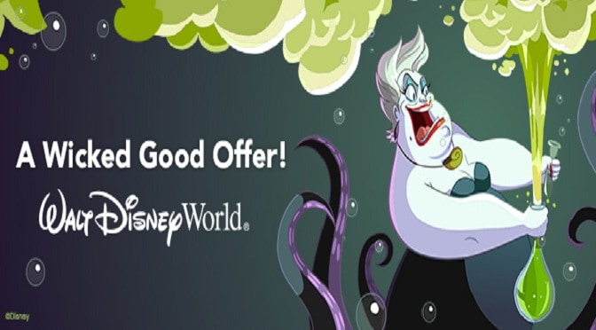 Walt Disney World Resorts New Magical Holidays Room Offer