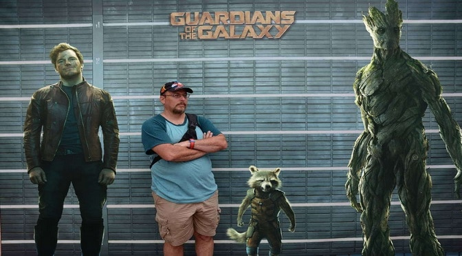 "Disneyland Resort Hotel Guests get ""Extra"" Extra Magic Hour for Guardians of the Galaxy - Mission: BREAKOUT!"