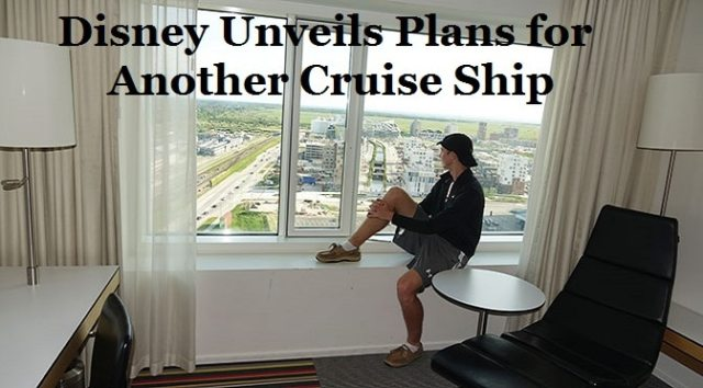 Disney Unveils Plans for Another Cruise Ship