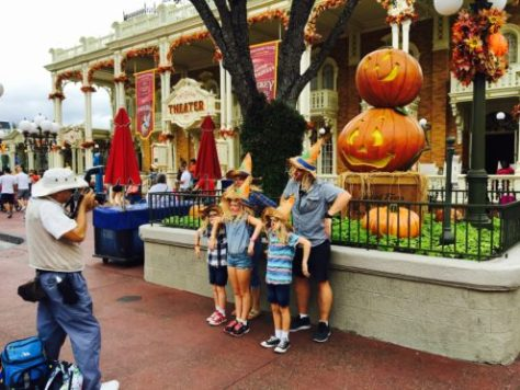 Mickey's Not So Scary Halloween Party Costume Guidelines