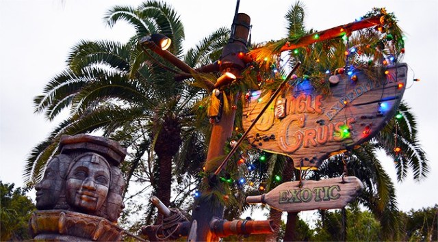 Jingle Cruise Returns to Magic Kingdom!