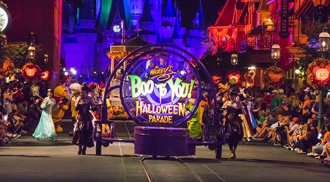 A first timer's review of Mickey's Not So Scary Halloween Party with young children (part 2)