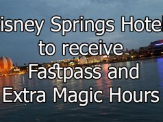 Guests staying at select Disney Springs hotels to be offered 60 day Fastpass and Extra Magic Hours