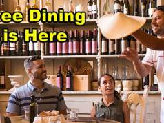 Walt Disney World Free Dining 2018
