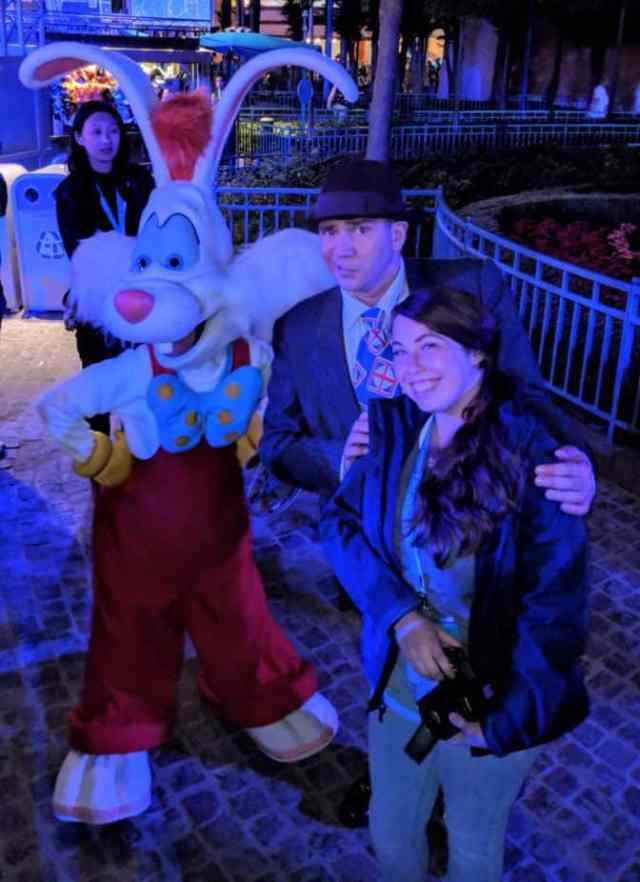 Roger-Rabbit-and-Eddie-Valiant-at-Fandaze-in-Disneyland-Paris-2018