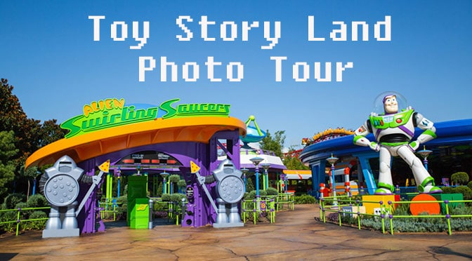 Take a photo tour of Toy Story Land at Disney's Hollywood Studios