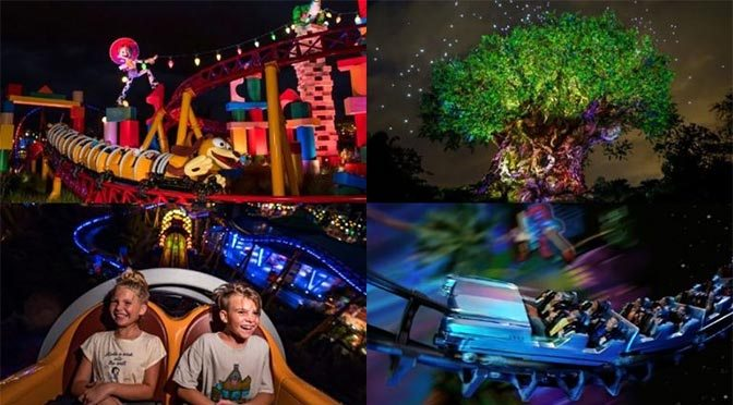 Hollywood Studios and Animal Kingdom to receive Disney After Hours events