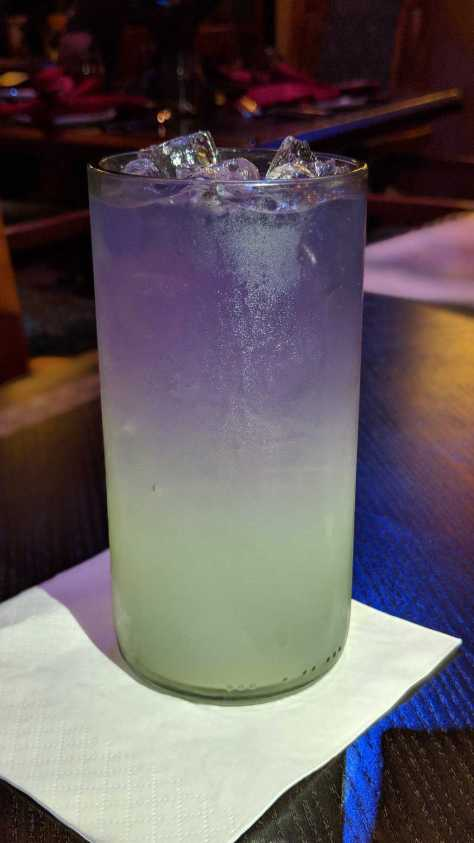 Artist Point Storybook Dining at Disney's Wilderness Lodge Transformation Potion