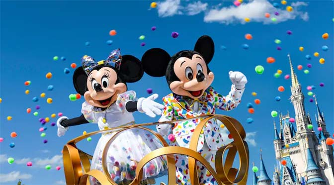 Character changes coming to Magic Kingdom