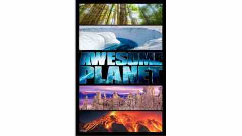 New films coming to Epcot including a new Awesome Planet film