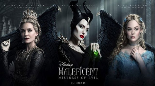 Maleficent Mistress of Evil coming to Disney Parks