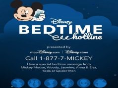 """""""Disney Bedtime Hotline"""" Now Open for a Limited Time"""