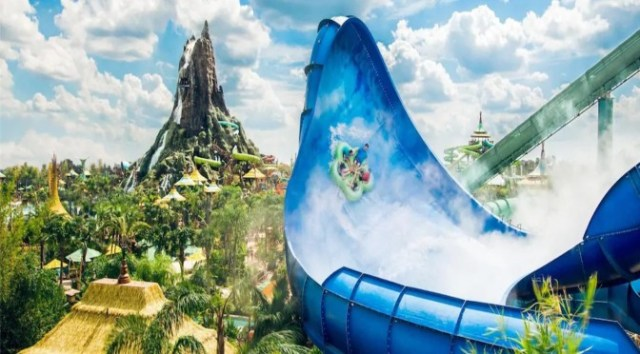 Everything you need to know about Universal's Volcano bay