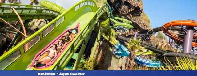 krakatau aqua coaster