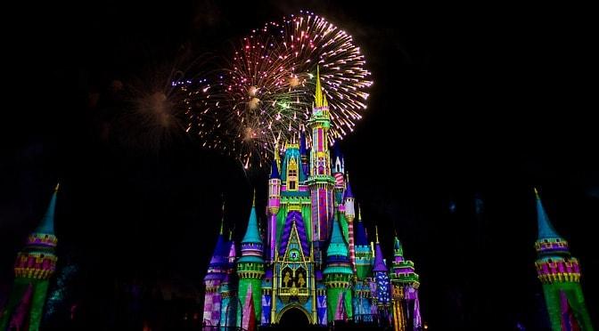 Disney Releases Sneak Peak of Minnie's Wonderful Christmas Time Fireworks!!
