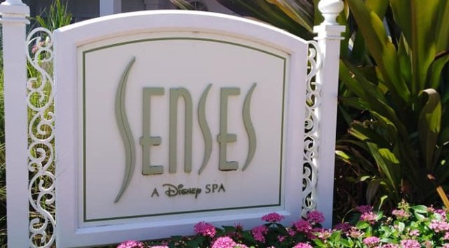 A $25 Day At One Of Disney's Senses Spas? Yes, Please!!