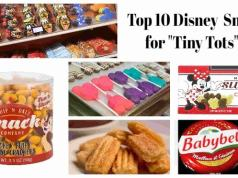 "Top 10 Disney Snacks for ""Tiny Tots"""