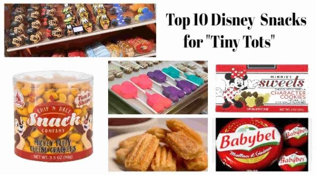 Top 10 Disney Snacks for