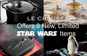 Daily Disney Deals: Le Creuset Offers 8 Limited Star Wars Items!