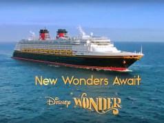 Disney Wonder's newest enhancements including Tiana's Place