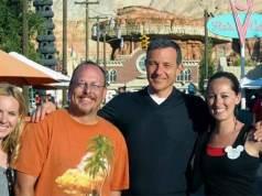 Do You Know Bob Iger's Favorite Disneyland Ride?