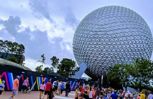 "New Dining Option: ""Eats at the Epcot Experience"""