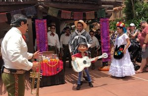 """Mariachi Cobre Presents...The Story of Coco"" Returns to the Mexican Pavilion For Dia De Los Muertos Celebration"