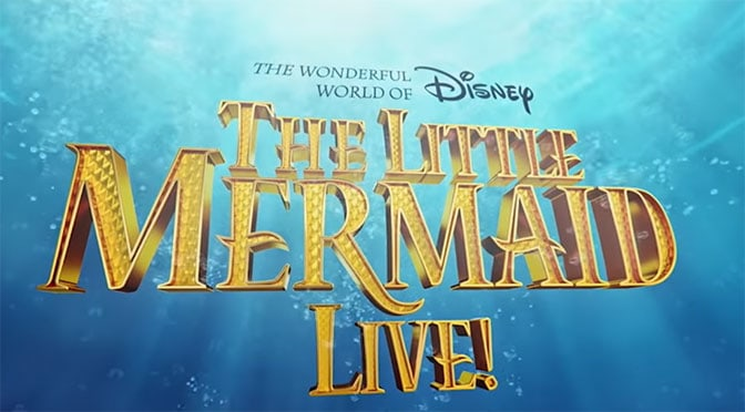 "Disney releases ""The Little Mermaid Live"" Cast and Promo ..."