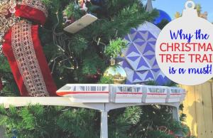 "Why Disney Springs ""Christmas Tree Trail"" is a Must!"