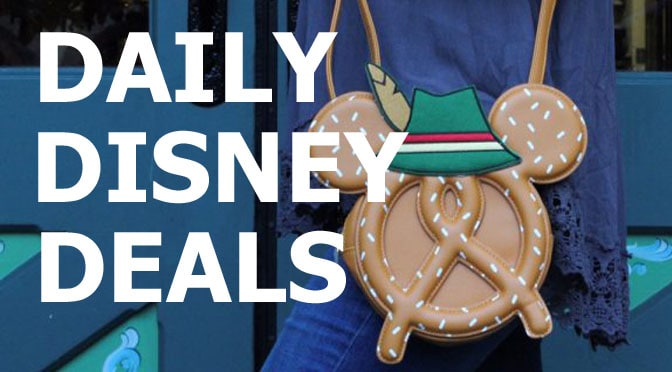 Daily Disney Deals for October 19, 2019