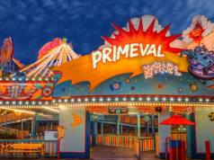 Primeval Whirl Reopening for Christmas Season
