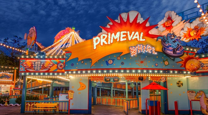 Animal Kingdom's Primeval Whirl Opening Earlier than Expected