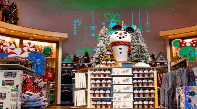 Holiday Shopping comes to Disney Springs