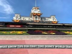 FIVE Must-Know Tips For First-Time Travelers to Disney World