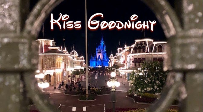 "The ""Kiss Goodnight"" is a Hidden Treasure"