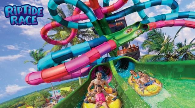 Aquatica to Add Dueling Race Slide in 2020