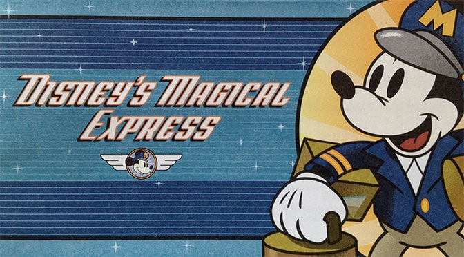 What To Expect When You're Expressing: Your Guide to Disney's Magical Express