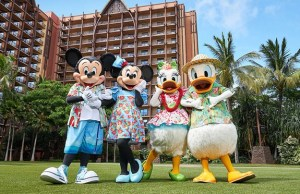 Celebrating Christmas Hawaiʻi Style, at Aulani, A Disney Resort and Spa