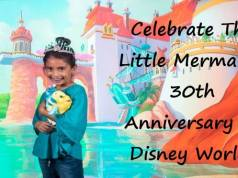 Celebrate The Little Mermaid's 30th Anniversary at Disney World!