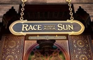 "New Exhibit Open in Epcot's Morocco Pavilion: ""Race Against the Sun"""