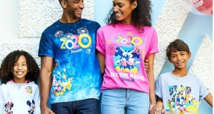 Ringing in the New Year with Disney Parks 2020 Collection
