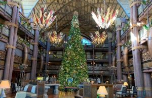 Disney World Resort Hopping Christmas Tour