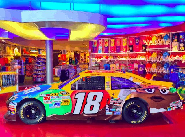 38 FORD fusion NASCAR