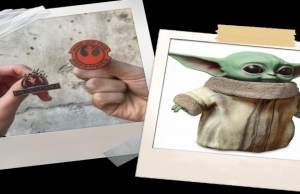 New Star Wars Merchandise: Baby Yoda and Rise of the Resistance