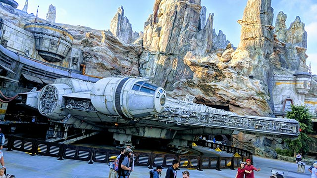 Breaking: Millennium Falcon Smuggler's Run is now a Fastpass+ option!