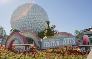 5 Reasons You will Love Epcot's International Festival of the Arts