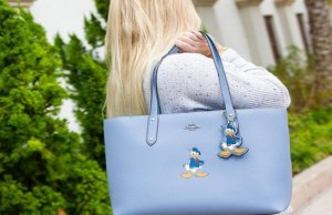 Disney x Coach Collection Featuring Donald Duck and Pluto Coming Soon!