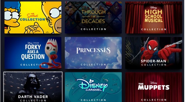 Movies Removed from Disney+ in January 2020