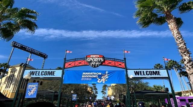My Experience at the Walt Disney World Marathon Weekend Expo